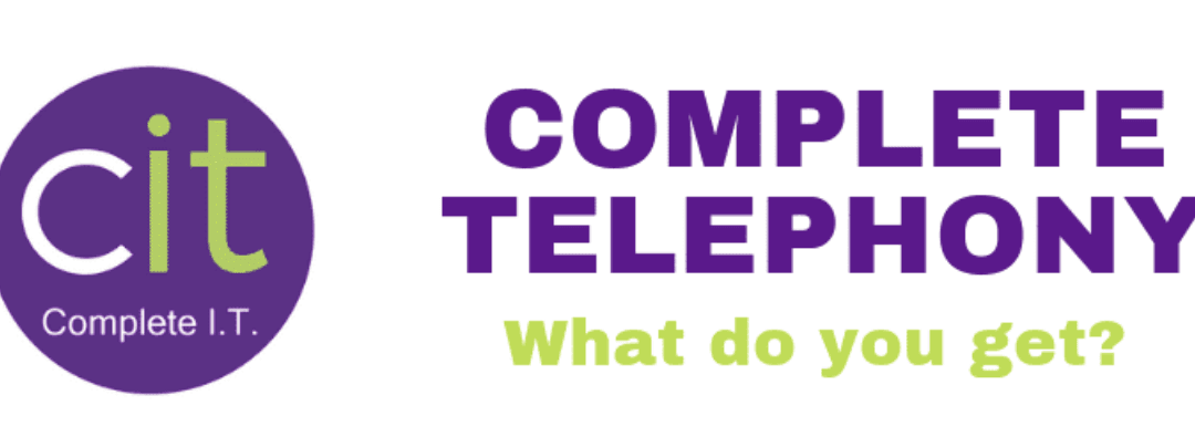 Introducing Complete Telephony