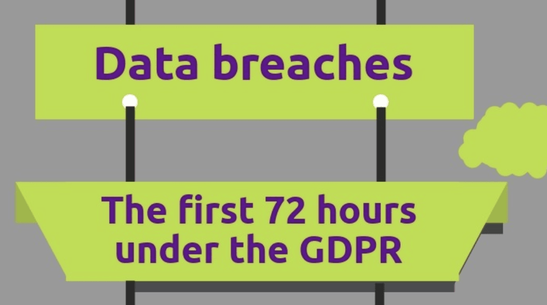 What to do in the first 72 hours of a data breach