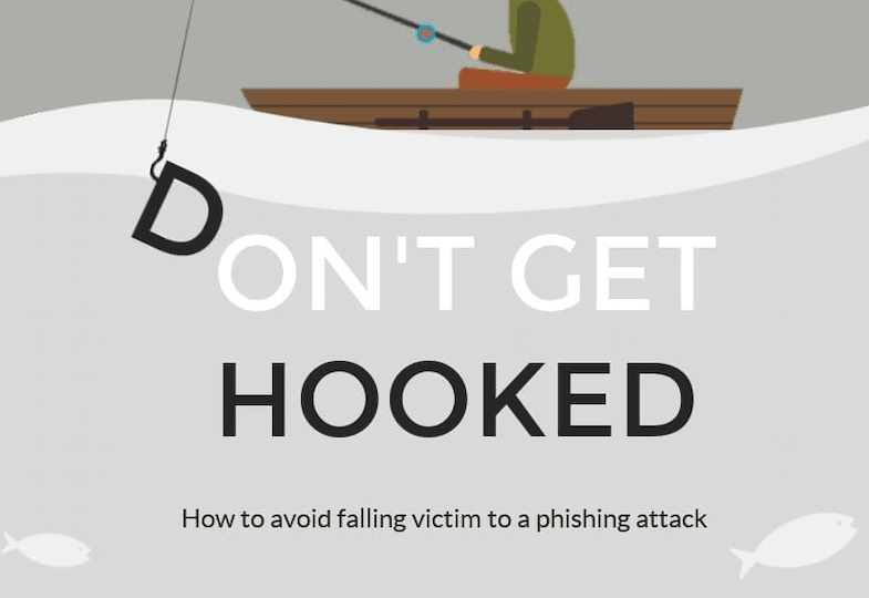 Don't get hooked! How to avoid phishing attacks