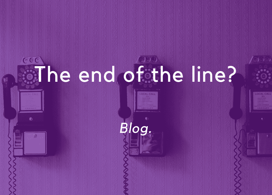 The end of the line for desk phones as we know them?