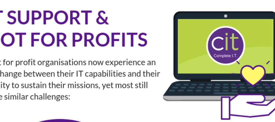IT Support & Not for Profits