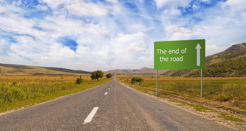 The-end-of-the-road