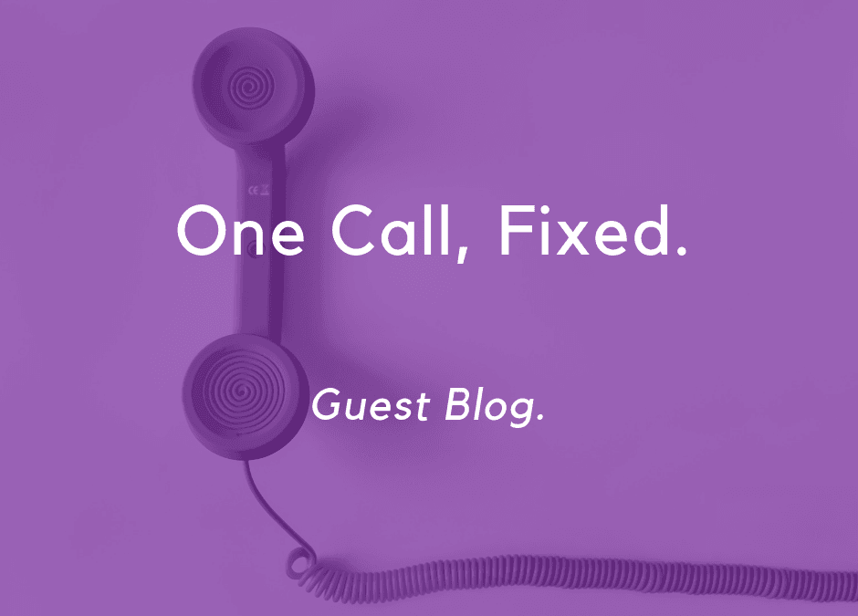 One Call, Fixed