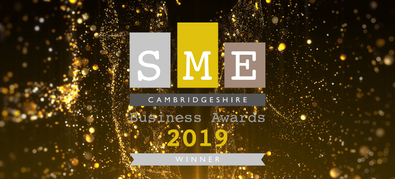 business awards SME OF THE YEAR