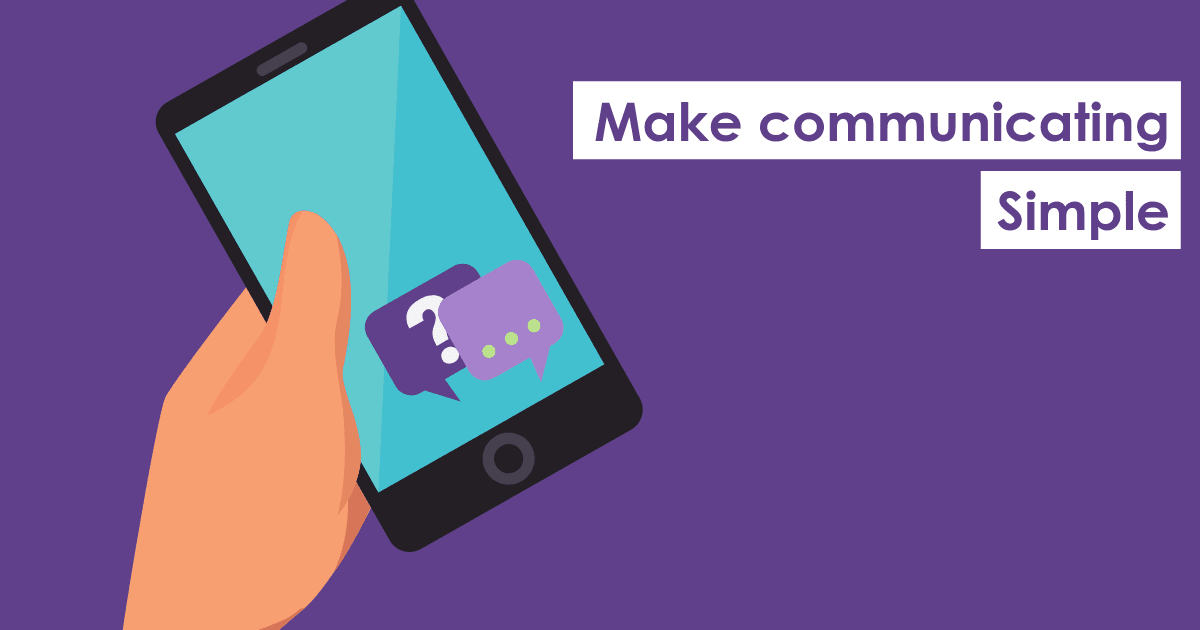 Make communicating simple with telephony
