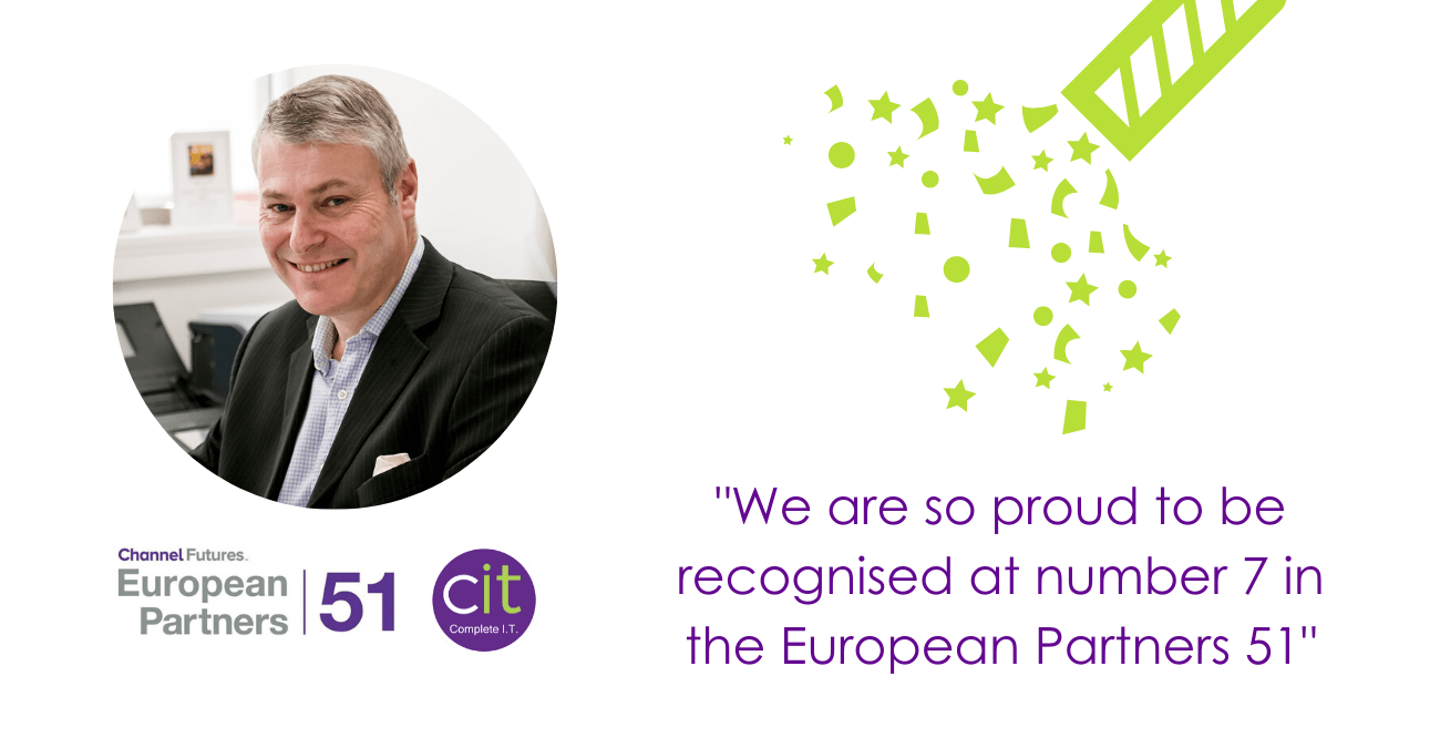 channel futures european partners 51 ranking – no 7