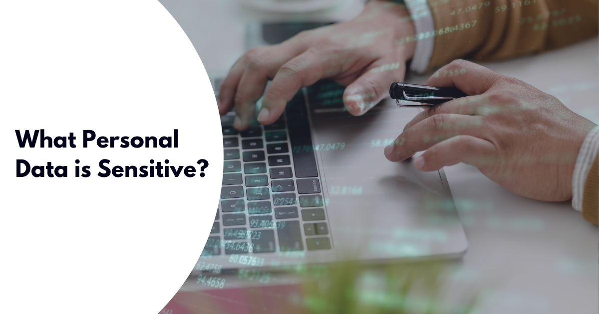 What Personal Data is Sensitive?