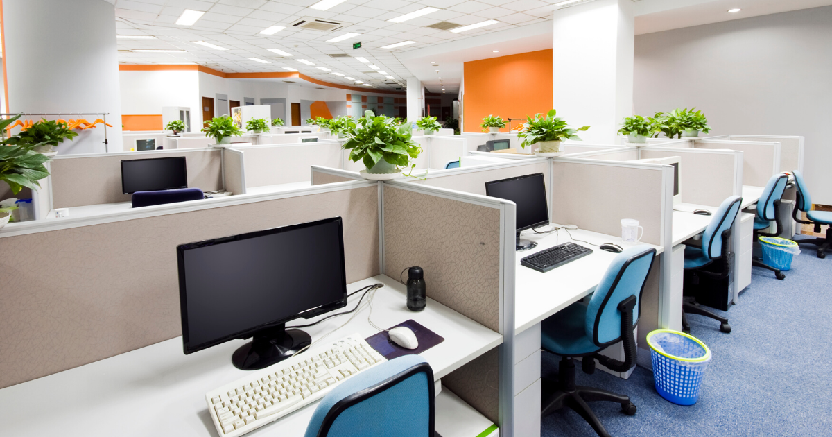 Re-think your office layout after covid-19