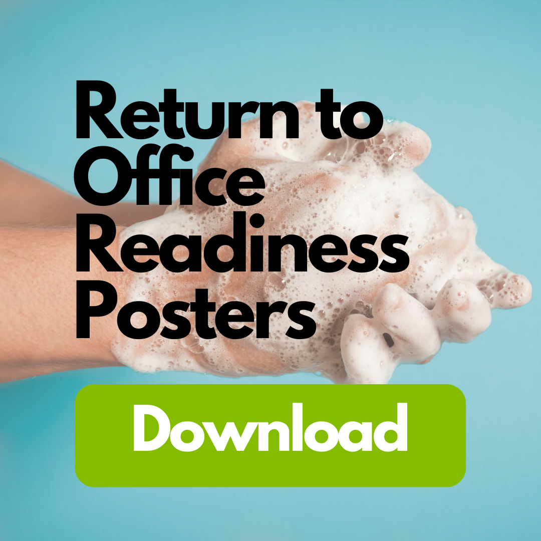 Return to Office Readiness Posters