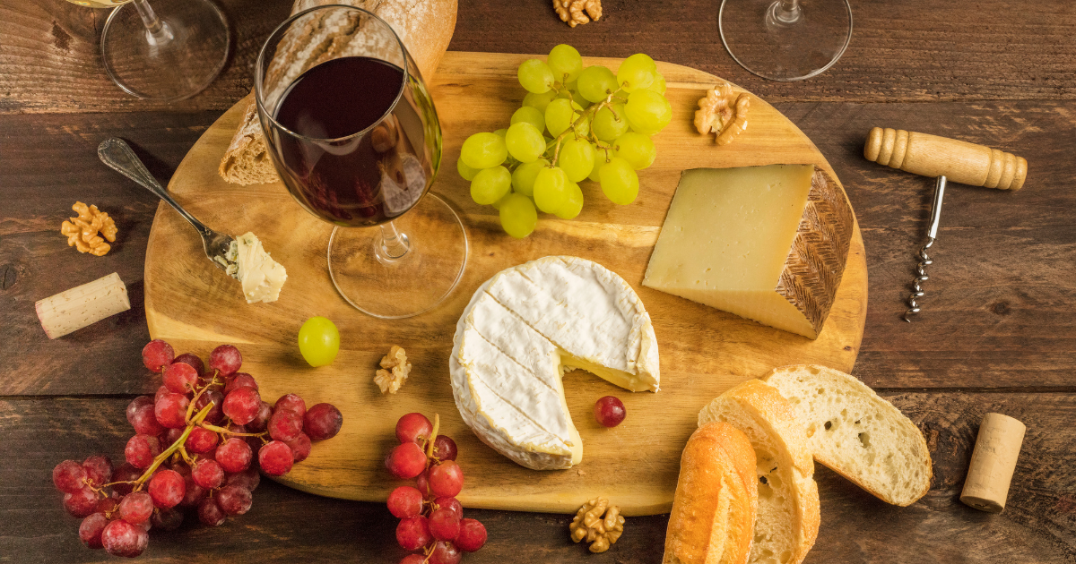 Cheese and Wine Tasting at your Christmas Party