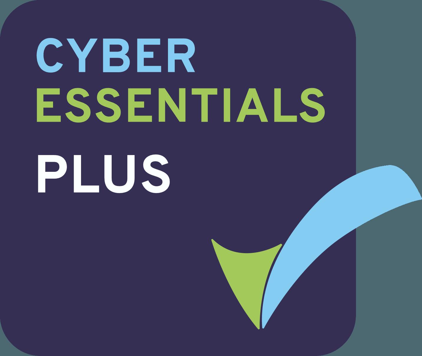 Cyber Essentials PLUS Badge Large
