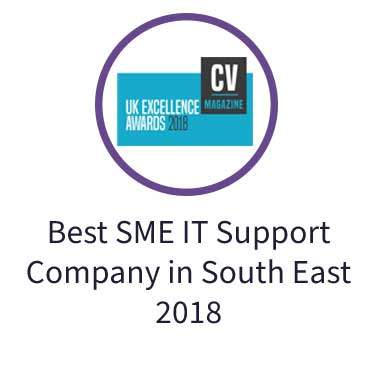 Best SME IT Support Company in South East 2018