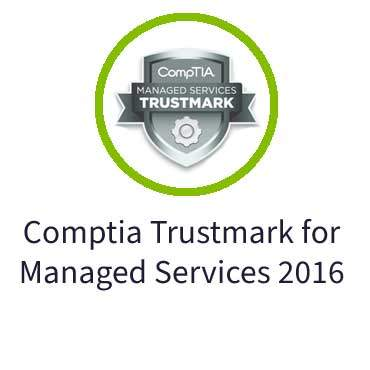 Comptia Trustmark for Managed Services 2016