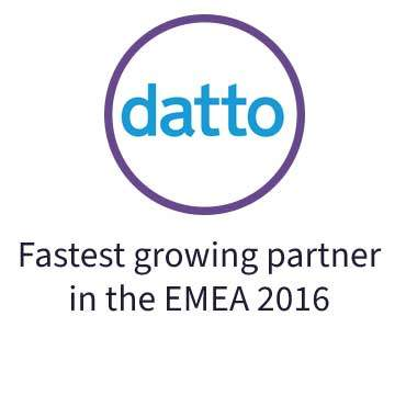 Fastest growing partner in the EMEA 2016