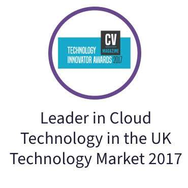 Leader in Cloud Technology-in-the-UK Technology Market 2017