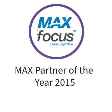MAX Partner of the Year 2015