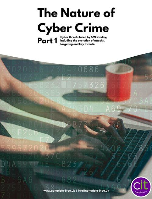 Nature-of-Cyber-Crime-Part 1