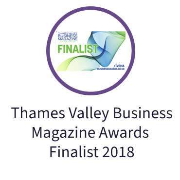 Thames Valley Business Magazine Awards Finalist 2018
