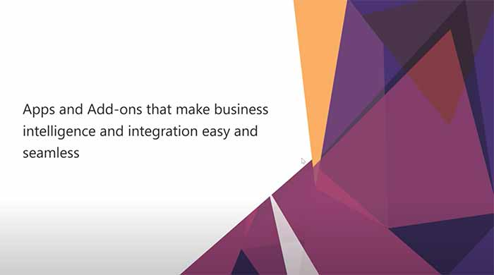 Business Central: Apps and Add ons