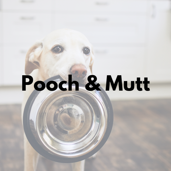 Pooch and Mutt