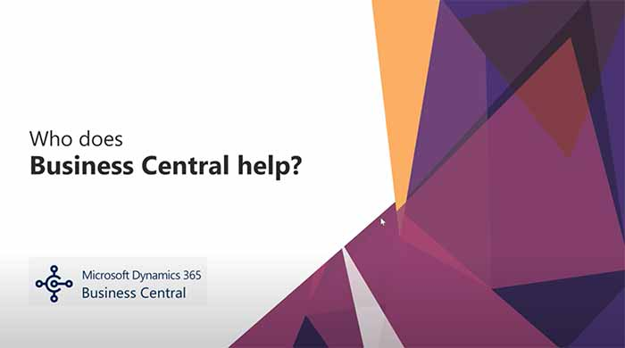 Who Does Business Central Help