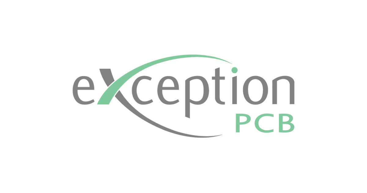 Exception PCB logo