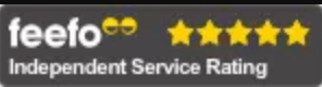 Read our 5 star IT Support reviews on Feefo