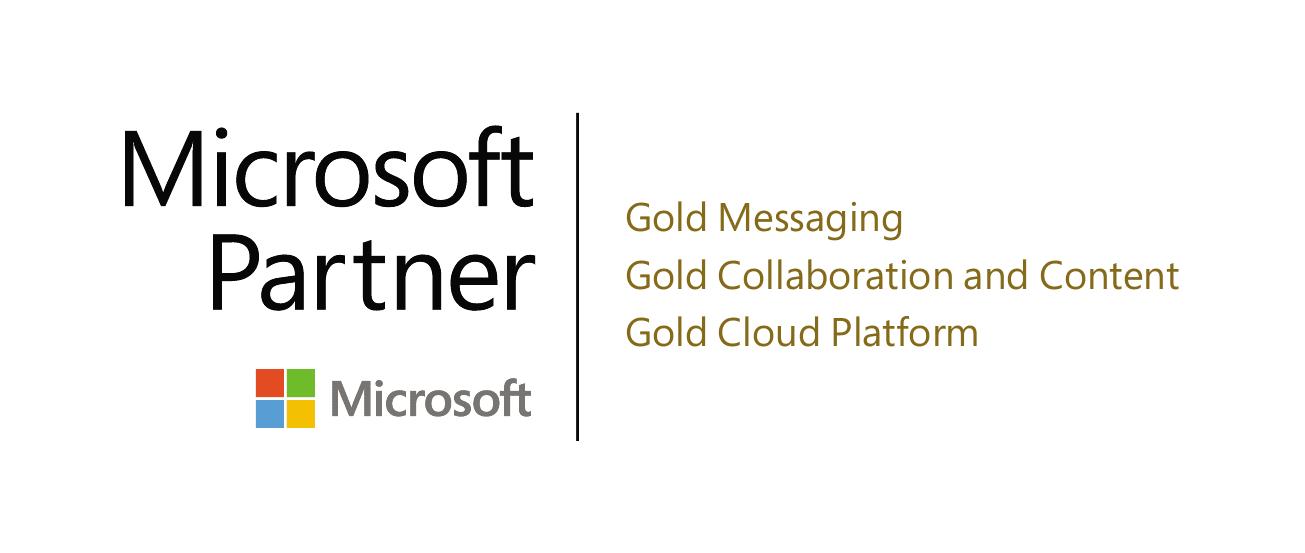 Microsoft Gold competencies 1-3