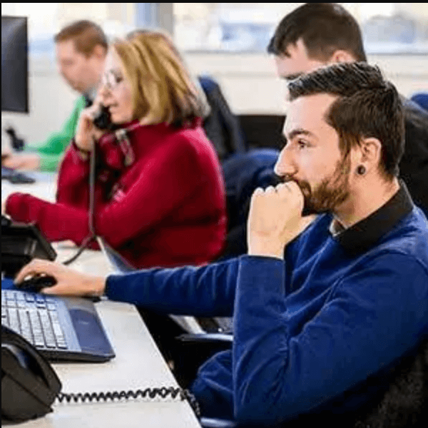 IT Helpdesk Support engineers delivering first class Outsourced IT Support services