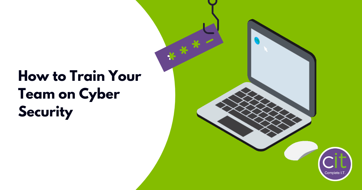 How to Train Your Team on Cyber Security